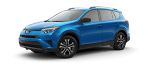 2017 Toyota RAV4 LE 4D Sport Utility