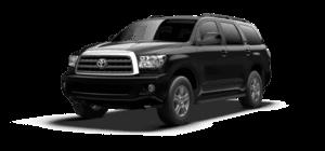 New 2017 Toyota Sequoia