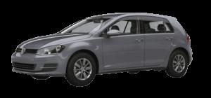 2017 Volkswagen Golf Wolfsburg 4D Hatchback