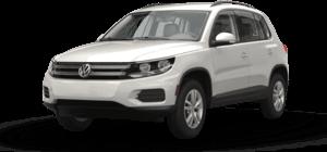 2017 Volkswagen Tiguan 2.0T S 4D Sport Utility