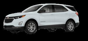 2018 Chevrolet Equinox LS 4D Sport Utility