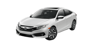 2018 Honda Civic EX w/Honda Sensing