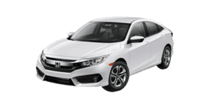 2018 Honda Civic LX 4D Sedan