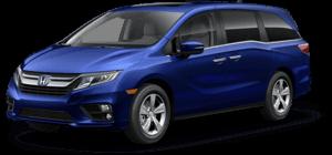 2018 Honda Odyssey EX-L w/Navigation & RES