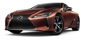 2018 Lexus LC 500 2D Coupe