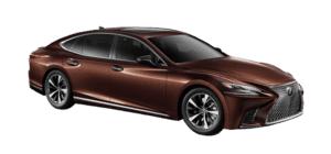 2018 Lexus LS 500  4D Sedan