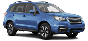 2018 Subaru Forester 2.5i Limited 4D Sport Utility