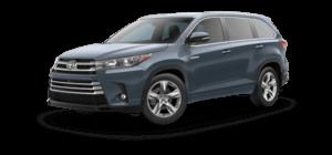 New 2018 Toyota Highlander Hybrid