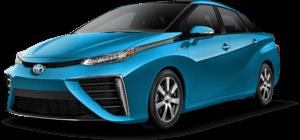 New 2018 Toyota Mirai