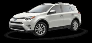 2018 Toyota RAV4 Hybrid Limited 4D Sport Utility