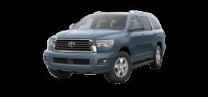New 2018 Toyota Sequoia