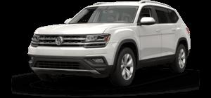 2018 Volkswagen Atlas 2.0T SE 4D Sport Utility