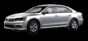 2018 Volkswagen Passat 2.0T S 4D Sedan
