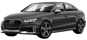 2019 Audi RS 3 2.5T 4D Sedan