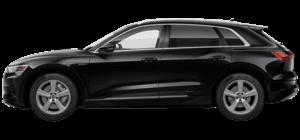 2019 Audi e-tron quattro Electric