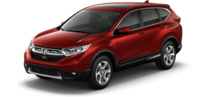 2019 Honda CR-V 1.5T L4 EX