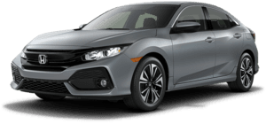 2019 Honda Civic EX 4D Hatchback