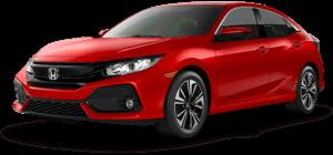 2019 Honda Civic EX 4D Hatchback