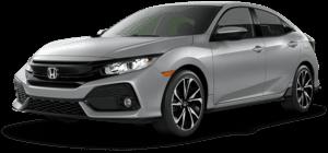 2019 Honda Civic Sport 4D Hatchback