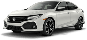 New 2019 Honda Civic Hatchback