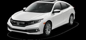 2019 Honda Civic Sedan 1.5T L4 EX-L