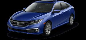 2019 Honda Civic EX 4D Sedan