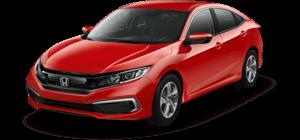 2019 Honda Civic Sedan 2.0 L4 LX CVT