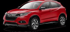2019 Honda HR-V Sport 4D Sport Utility