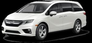2019 Honda Odyssey EX-L 4D Passenger Van