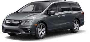 2019 Honda Odyssey With Rear Entertainment System and Navigation EX-L