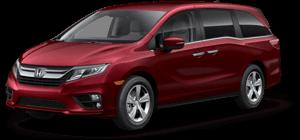 2019 Honda Odyssey EX 4D Passenger Van