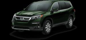 2019 Honda Pilot EX-L 4D Sport Utility