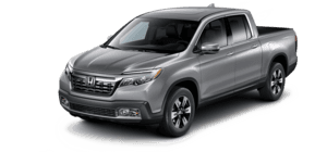 2019 Honda Ridgeline With Leather and Navigation RTL-E