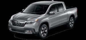 2019 Honda Ridgeline With Leather RTL