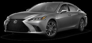 2019 Lexus ES 350 F-Sport
