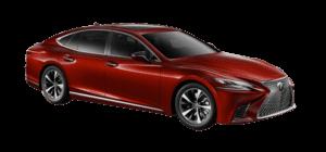 2019 Lexus LS 500  4D Sedan