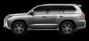 2019 Lexus LX 570 4D Sport Utility