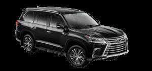 2019 Lexus LX 570 2-Row