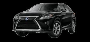 2019 Lexus RX 450h 4D Sport Utility
