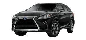 2019 Lexus RX RX 450hL Luxury AWD