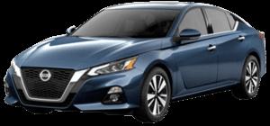 2019 Nissan Altima Sedan Xtronic CVT 2.5 SL