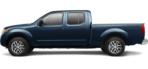 New 2019 Nissan Frontier Crew Cab
