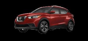2019 Nissan Kicks SV 4D Sport Utility