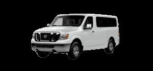 New 2019 Nissan NV Passenger