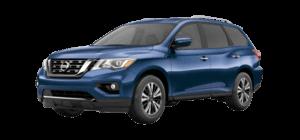 2019 Nissan Pathfinder 3.5L Xtronic CVT SV