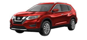 New 2019 Nissan Rogue