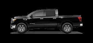 2019 Nissan Titan Crew Cab SV