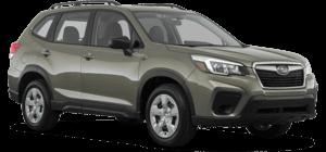 2019 Subaru Forester Standard
