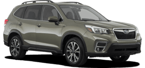 2019 Subaru Forester Limited 4D Sport Utility