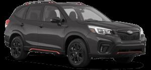 2019 Subaru Forester Sport 4D Sport Utility